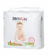 BRITTON sauskelnės-kelnaitės L 9-14kg 20 vnt. B2211