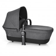CYBEX carry cot for stroller Priam Manhattan Grey 517000251