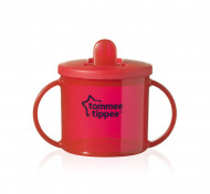 TOMMEE TIPPEE puodelis First Cup 4mėn.+ 190ml 43111087 43111087