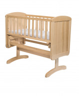 DELUXE.GLIDE CRIB NATURAL SS12 477102