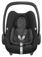 MAXI COSI automobilinė kėdutė - nešynė Rock Black Grid 8555725120 8555725120