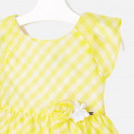 MAYORAL Dress Yellow 6H 3947-74 3947-74 4