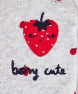 MOTHERCARE smėlinukas merg.  Strawberry SB113 484581