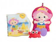 LAMAZE vonios žaislų rinkinys My Friend Emily, LC27511