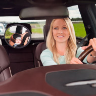 HAUCK mirror for rearward facing car seats Watch Me 1 618370 618370