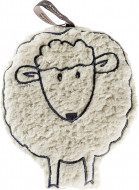 FASHY heat pack with cherry pips filling Sheep 6334 16 cm 6334