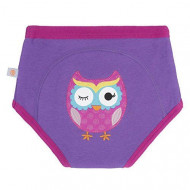 ZOOCCHINI training pant 3/4years Olive the Owl 3T/4T ZOO13504-3T/4T