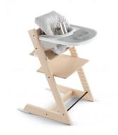 STOKKE padekliukas maitinimo kėdutei ezpz by Stokke Grey 538901 538901