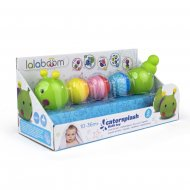 LALABOOM vonios žaislas Vikšras, 8 dalys, BL500 BL500