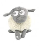 SWEET DREAMERS ewan sheep with sound sensor Deluxe Grey 5060216820194