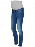 MAMALICIOUS džinsai nėšč. Medium Blue Denim 20008294 20008294