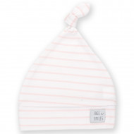 PINOKIO kepurytė Happy Kids 62cm Pink Stripes 1-1-108-041-062RO