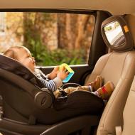 MUNCHKIN veidrodėlis vaiko stebėjimui automobilyje Brica Baby-in-Sight 011091 011091