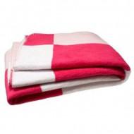 JOLLEIN blanket Block Pink 75x100 cm 514-511-64732