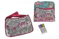 SIMBA COLOR ME MINE krepšys su žvyneliais Maxi Hipster, 106379160 106379160