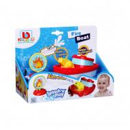 BB JUNIOR vonios žaislas Splash 'N Play Fire Boat, 16-89015 16-89015