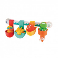 ELC pakabinamas žaislų rinkinys į vonią, 139403 139403