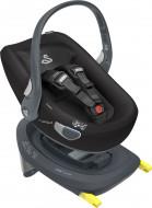 SWANDOO automobilinė kėdutė Albert i-Size Chia Black 102AI11991