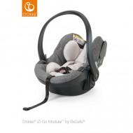 STOKKE automobilinė kėdutė Izi Go Modular Black Melange 449002 449002
