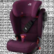 BRITAX automobilinė kėdutė KIDFIX III S Burgundy Red 2000032378 2000032378