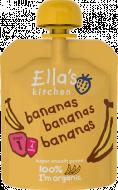 ELLA'S KITCHEN Eko bananų tyrelė, 70g EK150