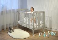 YAPPY KIDS lovytė YappyStar Grey YappyStar grey