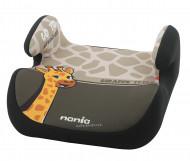 NANIA automobilinė kėdutė - busteris Topo Comfort Adventure Giraffe 549249 549249