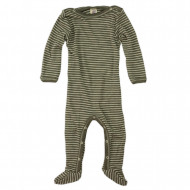 ENGEL Baby overall brown/natural 729160-751-5056 729160