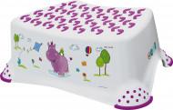 """KEEEPER laiptelis """"Hippo"""" white 8642"""