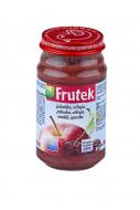 FRUTEK obuolių, vynuogių ir vyšnių tyrelė 4m+ 190g 3838945504454