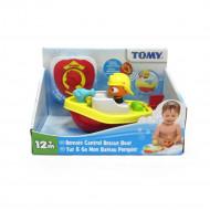 TOMY vonios žaislas Motorinė valtis, E72425