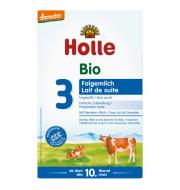 HOLLE ekologiškas pieno mišinys 10m+ 600g 112709 112709