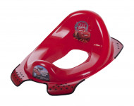 KEEEPER toilet training seat Cars Red 1558 0013