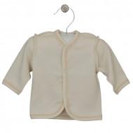 LORITA marškinėliai Organic beige 44 cm. 1408