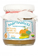 MARMALUZI vegetable puree 125g 6m+ 4779034140865