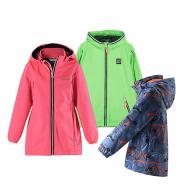 Outwear jackets