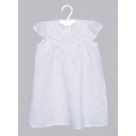 LORITA Krikšto suknelė balta, Linutė 98cm 1283 1283