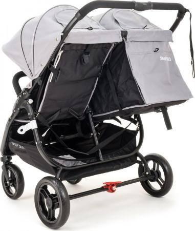 VALCO BABY Sportinis vežimėlis Snap Duo Cool Grey 9887
