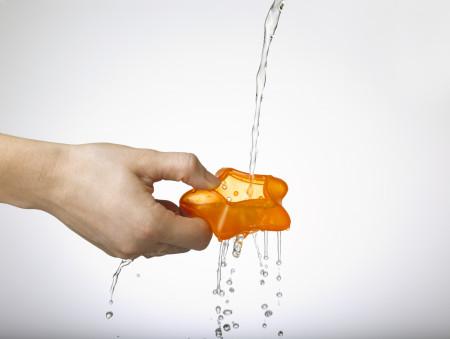 VULLI Sophie la girafe vonios žaislai 7 vnt. 10m+ Fresh Touch 523428 523428