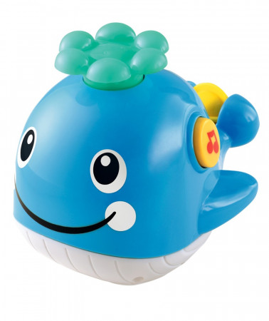 ELC Bathtime - Lights & Sounds Bath Whale, 146569 146569