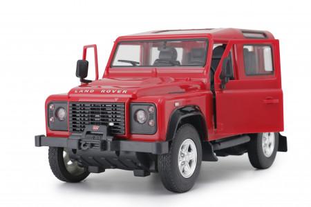 RASTAR automodelis valdomas R/C 1:14 Land Rover Denfender su priekaba, 78400-1 78400-1