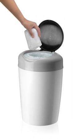 TOMMEE TIPPEE konteineris sauskelnių grey Sangenic simplee, 87003801 87003102