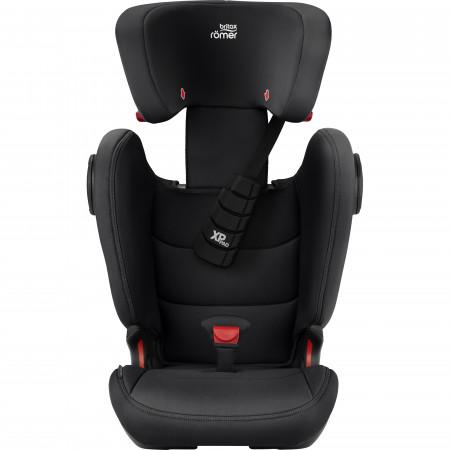 BRITAX automobilinė kėdutė KIDFIX III S Cool Flow - Black  2000032379 2000032379
