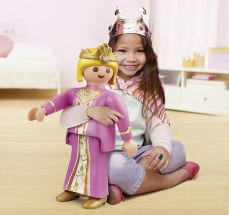 PLAYMOBIL XXL FIGURES figūrėlė princesė, 4896 | 20% ...