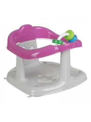 MALTEX vonios kėdutė Grey/Pink Panda 6204 6204
