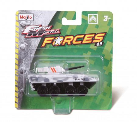 "MAISTO FM karinis automobilis Forces 4.5"", asst. 25119 25119"