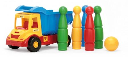 Wader sunkvežimis su kėgliais 40x26x20cm, 32220 32220