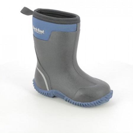 DOCK BOOT Neperšlampami neopreno batai Alf Blue/black 88-2484 31 88-2484