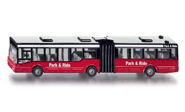 SIKU autobusas lankstinis, 1617 1617