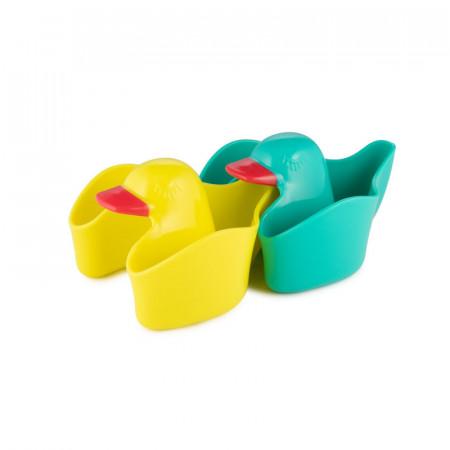 CANPOL BABIES vonios žaislai Ducks, 3vnt., 56/498 56/498